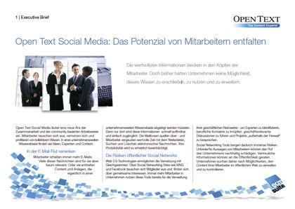 Open Text Social Media Flyer 01