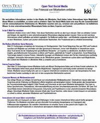 Open Text Social Media Flyer 02